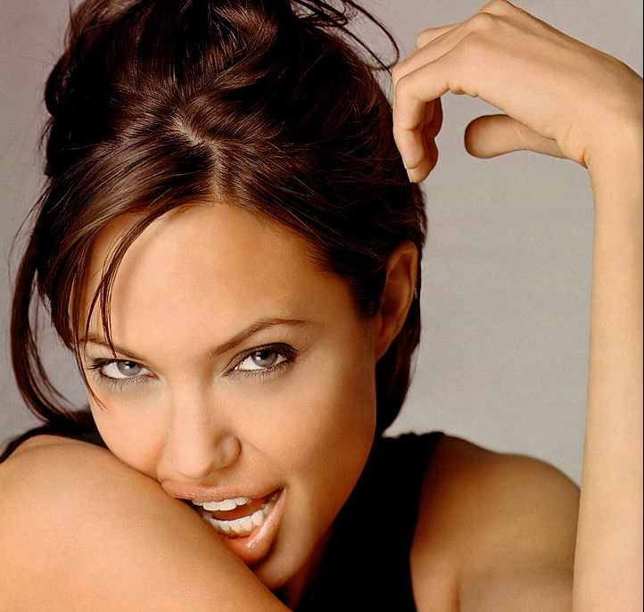 Download this Angelina Jolie Definition Sexy The Eyes Lips picture