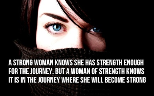strength, woman