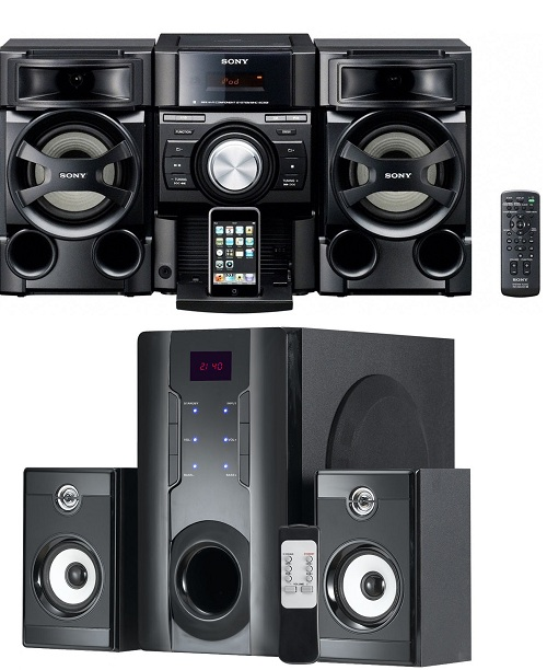 music, stereo, samsung, sony, home theatre