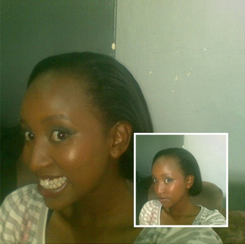make-up, Muthoni Njoba