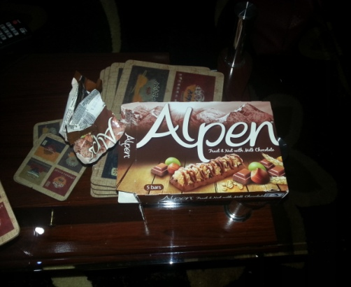Alpen Chocolate