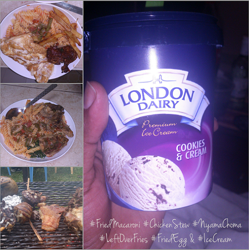 Food, Chicken, London Dairy, Macaroni