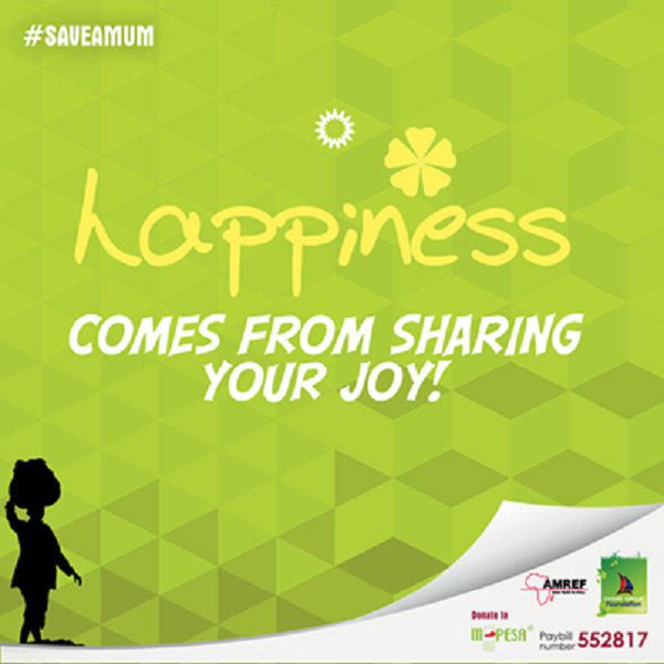#SaveAMum, Chase Group Foundation, World Happiness Day