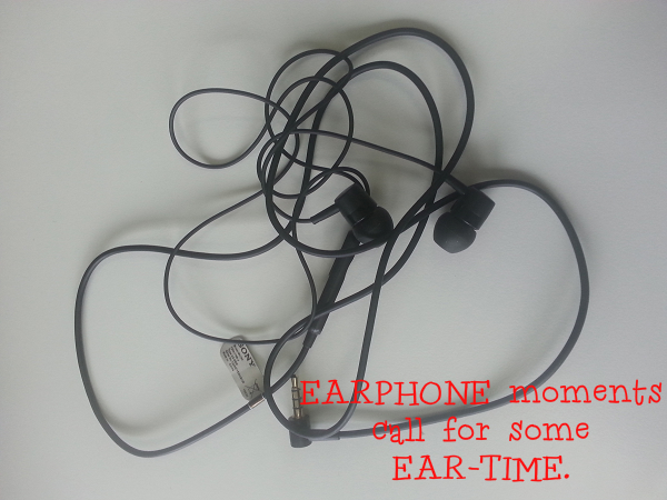 Life, Life Lessons, Earphones, Time, Conversation, Talk-Time