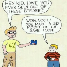 TBT, Throw Back Thursday, Diskette