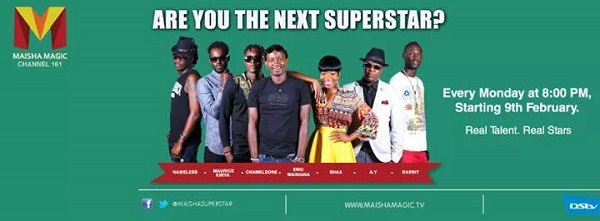 MaishaSuperStar, Maisha Magic, DSTV Channel 161
