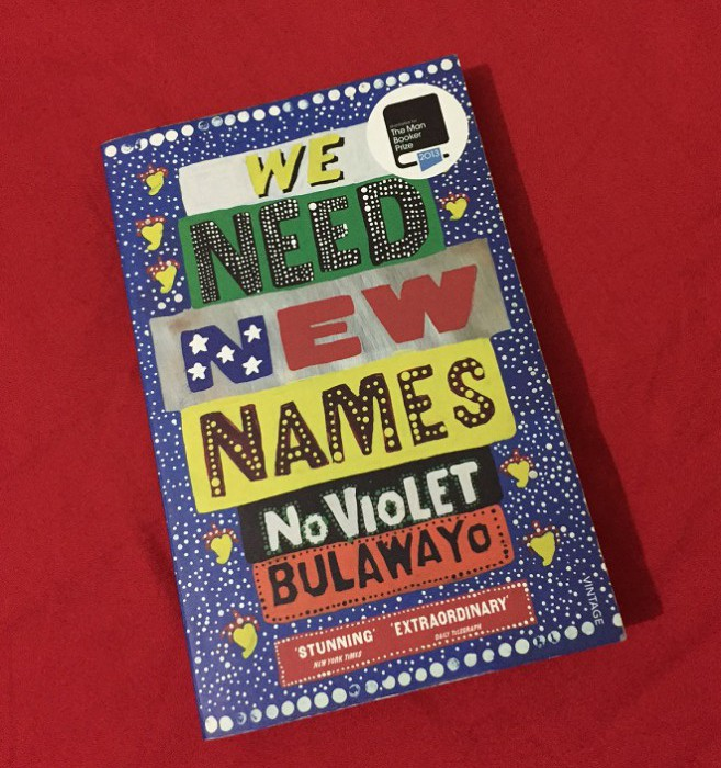 NoViolet Bulawayo, We Need New Names