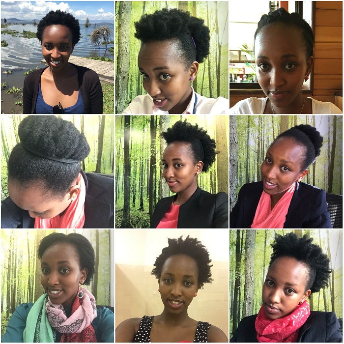 Natural Hair Styles 2