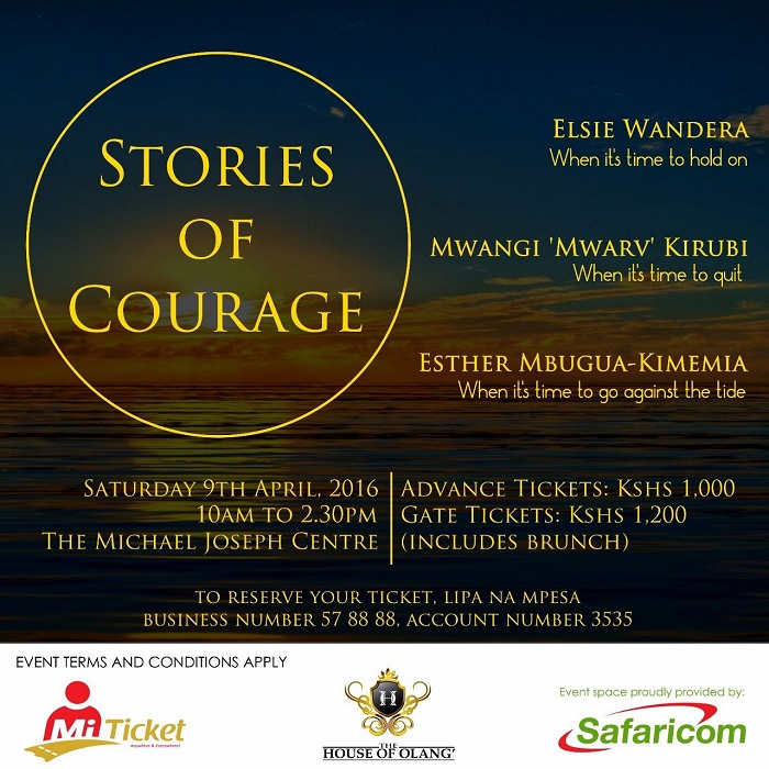 Stories Of Courage 2