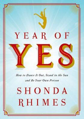 Year of Yes, Shonda Rhimes
