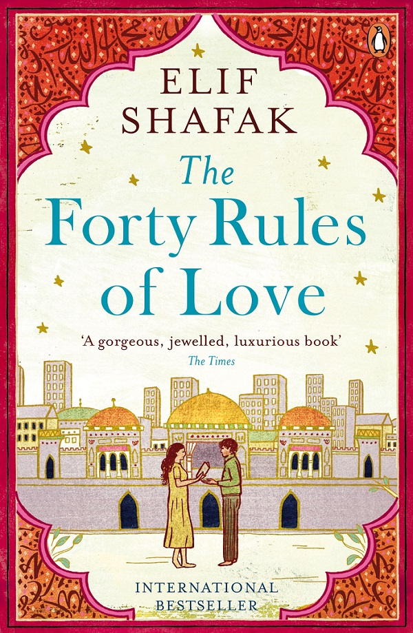 Forty Rules of Love, Book Review, KawiSnippets