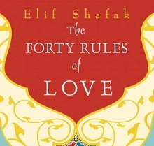 Forty Rules of Love - Feature 1