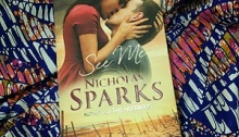 Book Review, See Me, Nicholas Sparks, Kawi Snippets