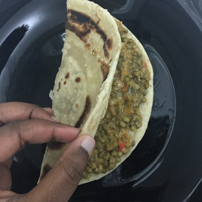 Chapati, Tasty Delights, KawiSnippets