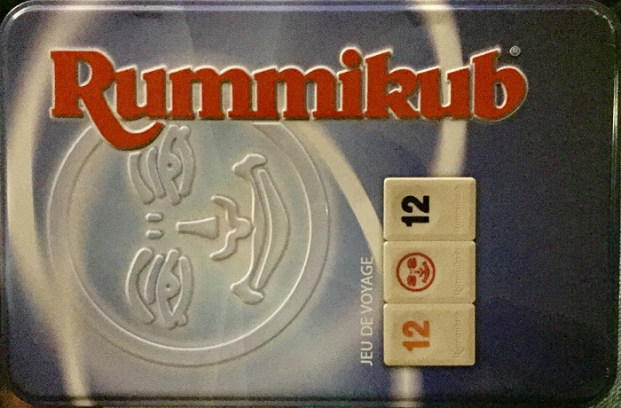 Game Night, Rummikub