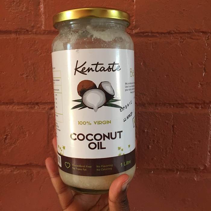 coconut oil, kentaste
